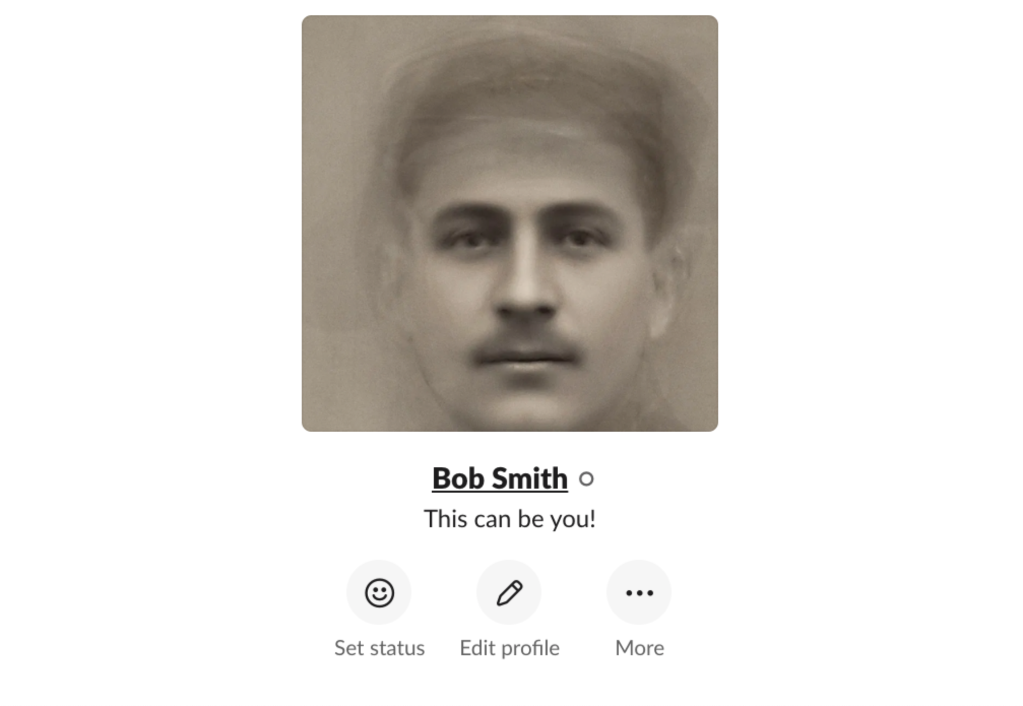 Automating your Slack Profile Picture demo